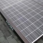 京セラ太陽光発電パネル