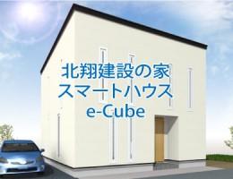 スマートハウスe-Cube(イーキューブ)